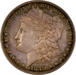 Image of 1879 $1 PCGS/CAC Proof 64