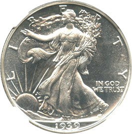 Image of 1939 50c NGC/CAC Proof 67