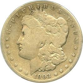 Image of 1903-S $1 PCGS Good-6