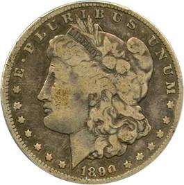 Image of 1890-CC $1 PCGS Good-6