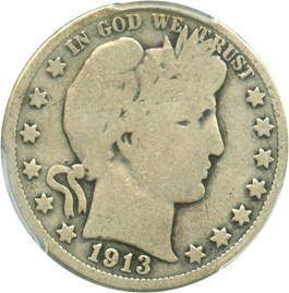 Image of 1913 50c PCGS Good-6
