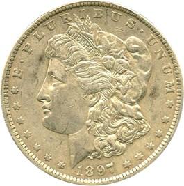Image of 1897-O $1 PCGS XF45