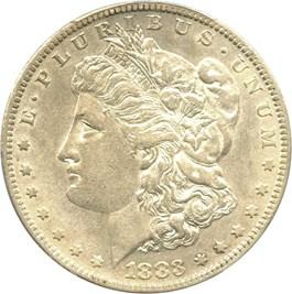 Image of 1883-S $1 PCGS XF45