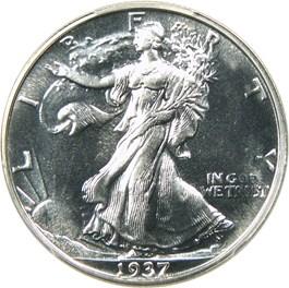 Image of 1937 50c PCGS Proof 67