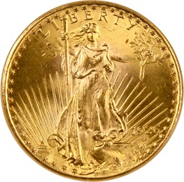 Image of 1926 $20 NGC/CAC MS65