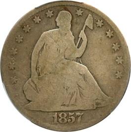 Image of 1857-S 50c PCGS Good-04