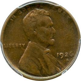 Image of 1926-S 1c PCGS AU55 BN
