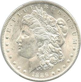 Image of 1886-O $1 PCGS MS61