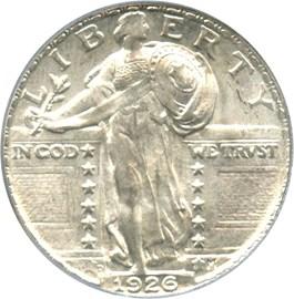 Image of 1926-D 25c PCGS MS65 - No Reserve!