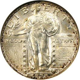 Image of 1928-S 25c NGC/CAC MS66 - No Reserve!