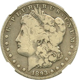 Image of 1893 $1 NGC Good-06