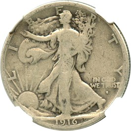 Image of 1916-S 50c NGC Good-06