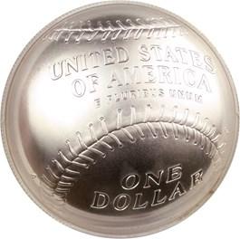 Image of 2014-P Baseball Hall of Fame $1 PCGS MS70 (Tony La Russa Signature) - No Reserve!