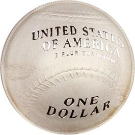 Image of 2014-P Baseball Hall of Fame $1 PCGS Proof 70 DCAM (Reggie Jackson Signature) - No Reserve!