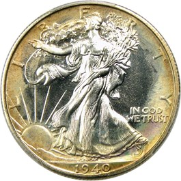 Image of 1940 50c PCGS Proof 68
