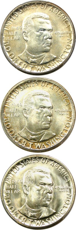 Image of 1949-PDS BTW Set PCGS/CAC MS67