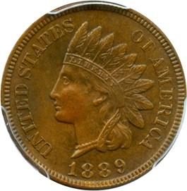 Image of 1889 1c PCGS/CAC Proof 66 BN