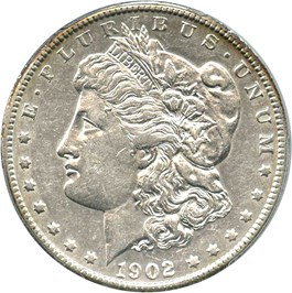 Image of 1902-S $1 PCGS AU50
