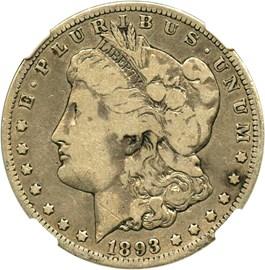 Image of 1893-O $1 NGC VG-08