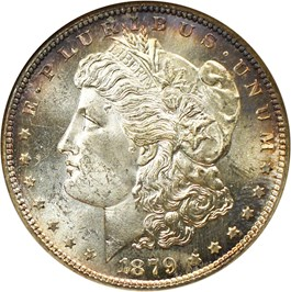 Image of 1879-S $1 NGC MS63