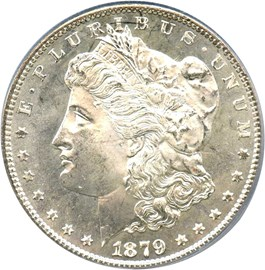 Image of 1879-S $1 PCGS MS67