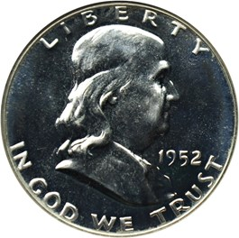 Image of 1952 50c NGC/CAC Proof 66